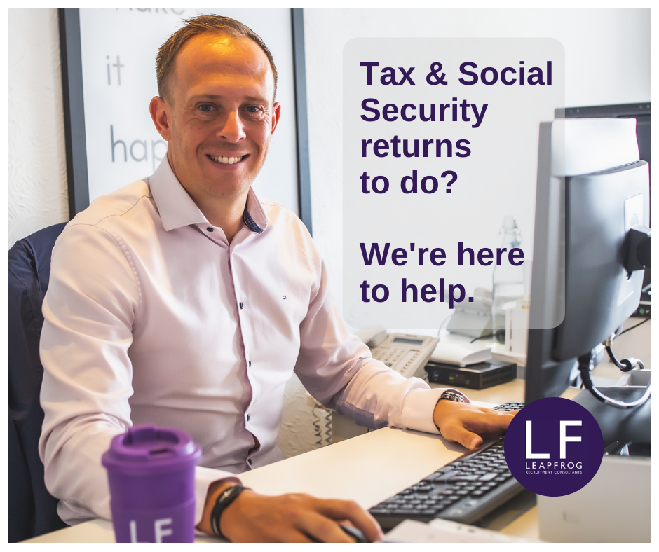 Guernsey ETI and Social Security Quarterly Returns