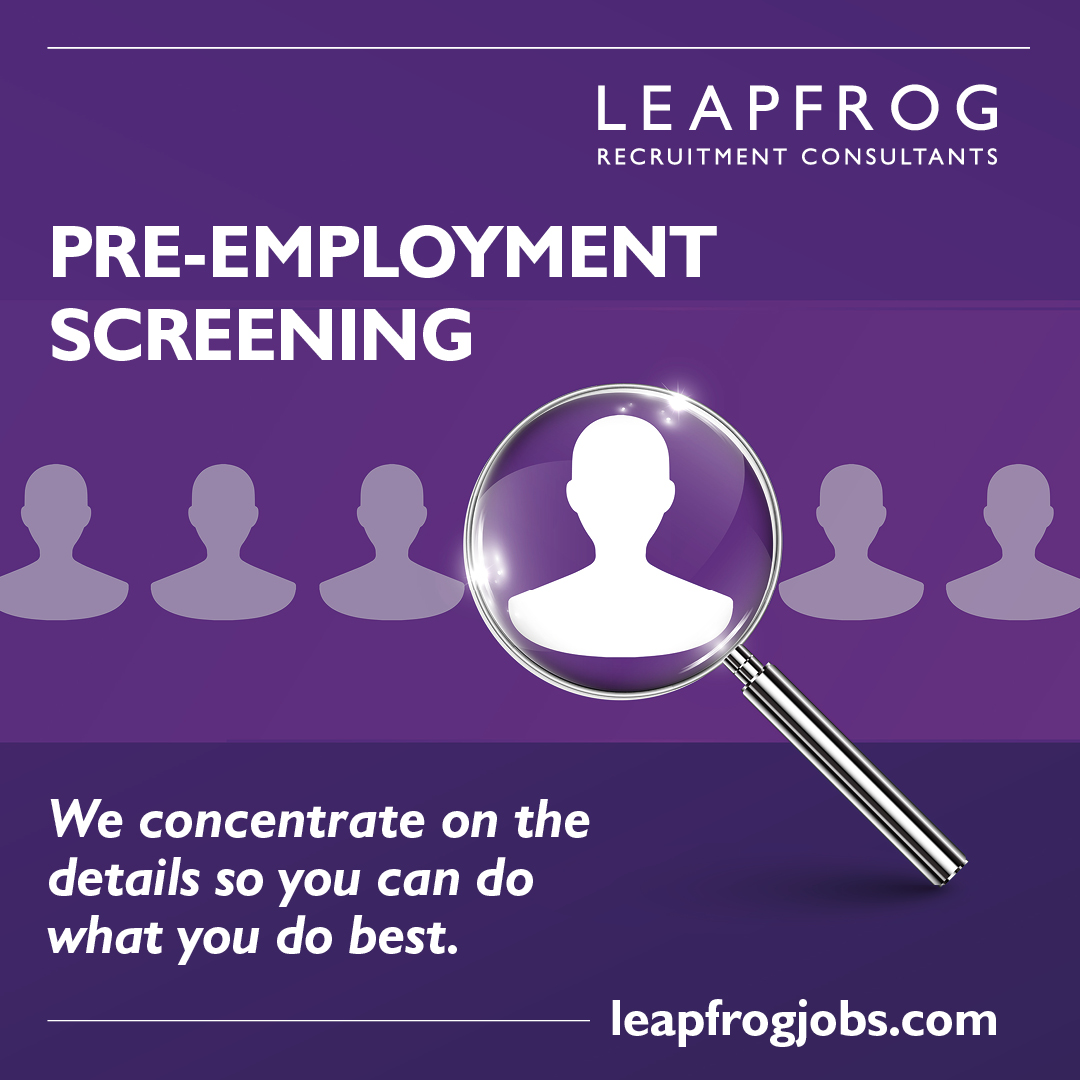 Multiple jurisdiction employee screening with ease